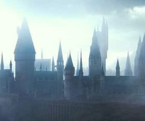 harry potter, hogwarts, and dementors image