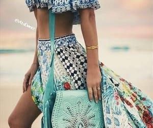 bag, bohemian, and cool image