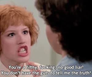 gif, pretty in pink, and Molly Ringwald image