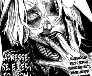 boy, manga, and tokyo ghoul re image