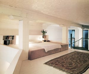 bedroom, design, and house image
