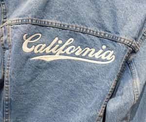 california, fashion, and style image