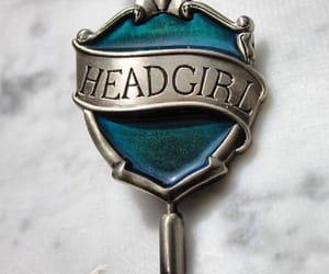 ravenclaw, harry potter, and headgirl image