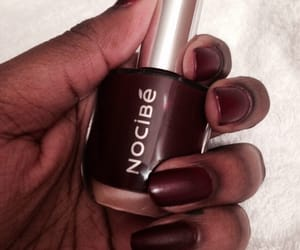 couple, vernis, and jenner image