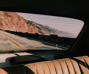 car, travel, and aesthetic image