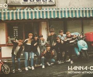 wanna one, jinyoung, and jaehwan image