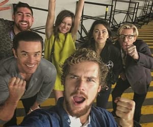 Marvel, dany rand, and iron fist image