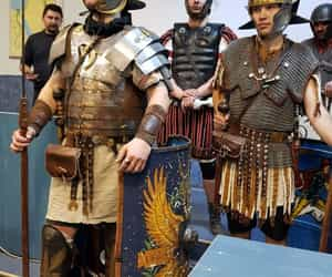 sibiu, legion, and reenactment image
