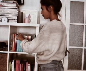 books, style, and instagram image