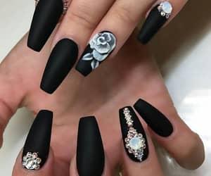 nail art, style, and nails art image