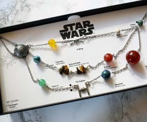 nerd, star wars, and coruscant image