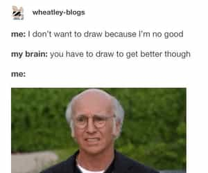 draw, drawing, and funny image