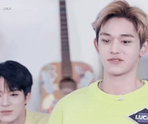 gif, lucas, and nct image