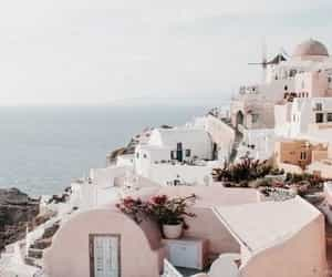 europe, trip, and grece image