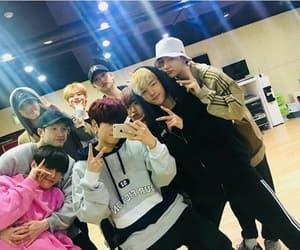 JYP and stray kids image
