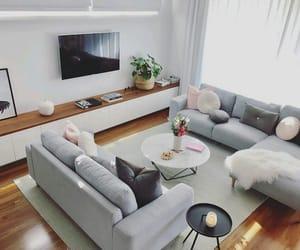 beautiful, interior design, and black image