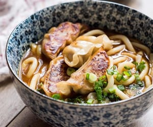 noodles and soup image