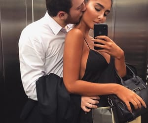 couple, fashion, and outfit image