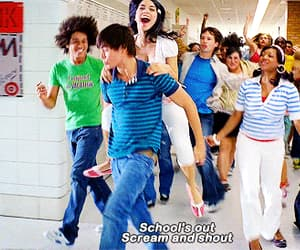 gif, high school musical, and HSM image