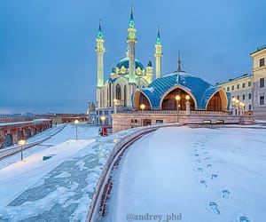 mosque, russia, and kazan city image