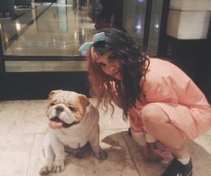 melanie martinez, dog, and cry baby image