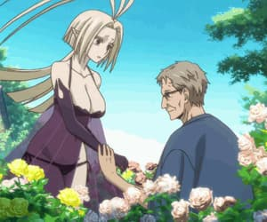 anime, anime sad, and the ancien magus bride image