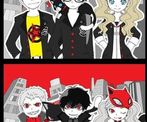 anime, anime girl, and persona 5 image