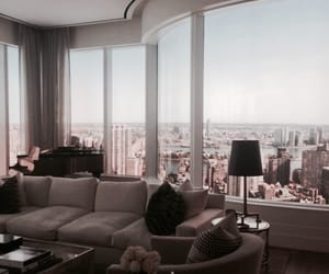 home, luxury, and view image