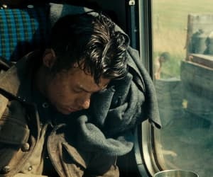 Harry Styles, dunkirk, and gif image