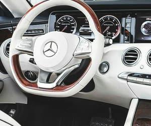 car, white, and luxury image