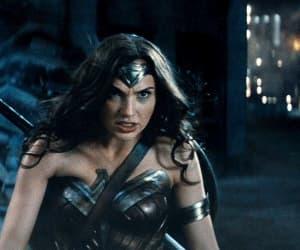 DC, gif, and wonder woman image