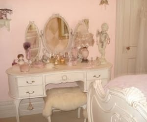 angelic, dresser, and pink image