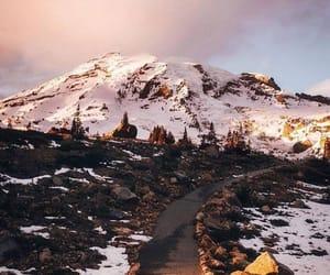 amazing, landscape, and mountain image