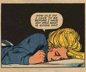 quotes, sad, and comic image