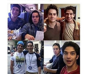 teen wolf, maze runner, and tyler posey image