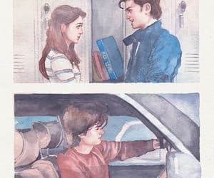 fan art and stranger things image