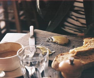 cafe, food, and indie image