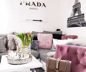 home decor and Prada image