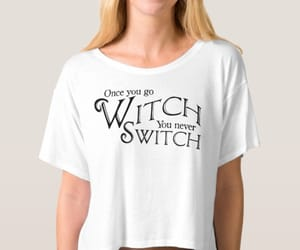 witchcraft, witch fashion, and witch shirts image