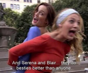 gossip girl, blair waldorf, and blake lively image