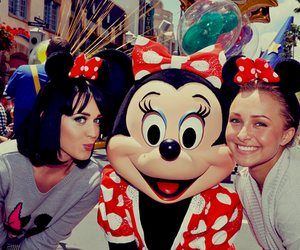 katy perry, disney, and hayden panettiere image