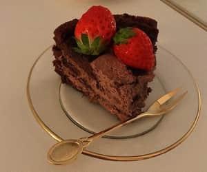cake, food, and soft image