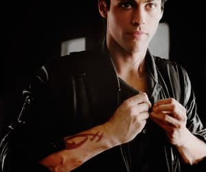 alec, lightwood, and shadowhunters image
