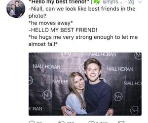 best friends, fan, and fans image