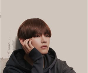 bts, taehyung, and vkook image