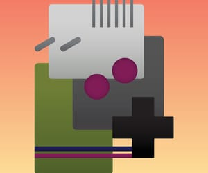 abstract, gamer, and art image