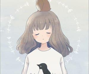 anime girl, anime, and cute image