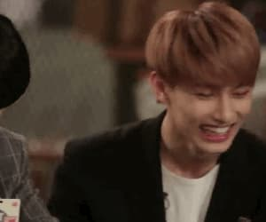 aesthetic, korea, and laugh image