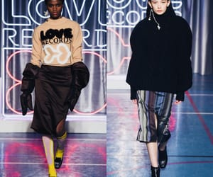 fashion show, runway, and paris fashion week image