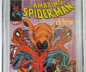 comic books, amazing spider-man, and comics image